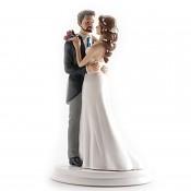 Novomanželský valčík figurka