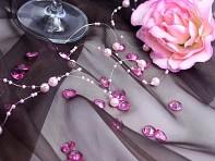 Nadekorované růžové diamanty