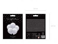Svítící nafukovací LED balonky
