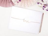 Kniha hostů Love