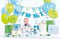První narozeninová oslava