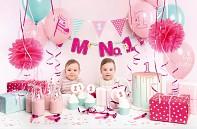 První narozeninová holčičí oslava