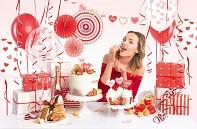 Ukázka použití setu na Valentýna