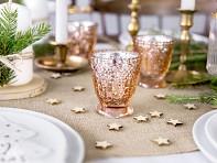 rosegold svícen