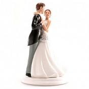 Figurka novomanželé