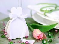 krabička na svatební dárečky a cukrovinky nevěsta