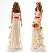 Svatební figurka nevěsta