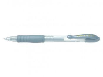 Gelový roller Pilot 2605 G-2 0,7 mm stříbrný