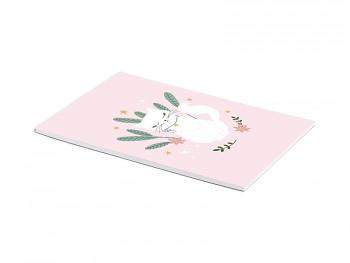 Kreslící papíry bílé s kočičkou A4 50 listů