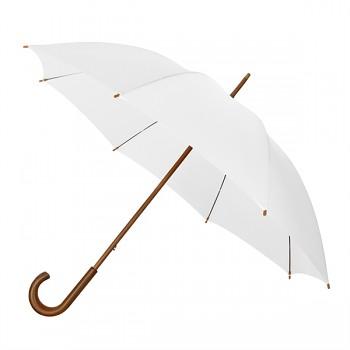 Deštník bílý dámský ECO