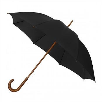 Deštník černý ECO