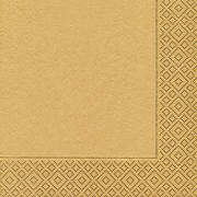 Ubrousky zlaté 20 ks