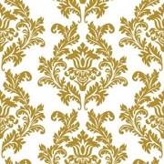 Ubrousky Zlatý ornament 20 ks