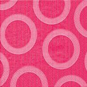 Ubrousky Circle sytě růžové 20 ks