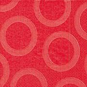 Ubrousky Circle červené 20 ks