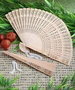 Vějíř bambusový