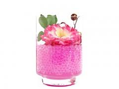 Gelové vodní perly růžové