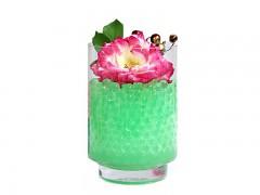 Gelové vodní perly zelené