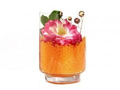 Gelové vodní perly oranžové
