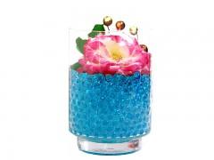 Gelové vodní perly  modré