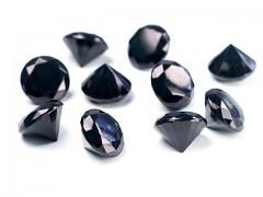 Diamanty černé 20 mm