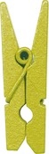 Kolíček mini pistáciově zelený 24 ks