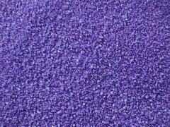 Dekorační písek jasně fialový 400 g