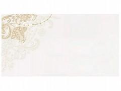 Svatební jmenovka zlatý ornament