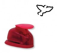 Razidlo 3D holubička 15 mm