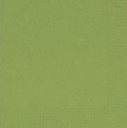 Ubrousky Duni 33x33 světle olivově zelené 20 ks