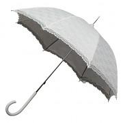 Paraplíčko (deštník) smetanové krajkové