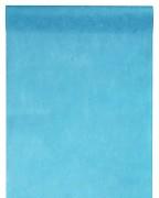 Vlizelín 30 cm x 10 m tyrkysově modrý