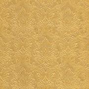 Ubrousky vytlačované perleťově zlaté 16 ks