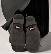 Samolepky na boty YES!