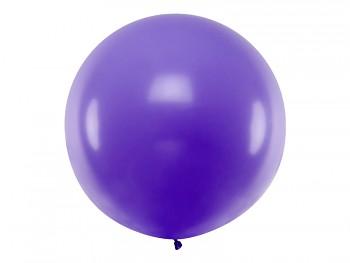 Balónek tmavě fialový ø 1 m