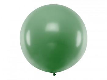 Balónek zelený ø 1 m