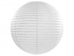 Lampion bílý 35 cm