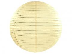 Lampion krémový 35 cm