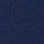 Ubrousky vytlačované tmavě modré 16 ks