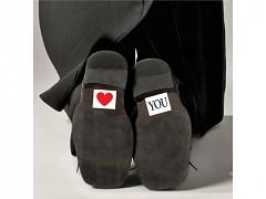 Samolepky na boty ♥ YOU