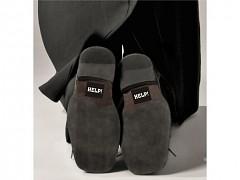 Samolepky na boty HELP!