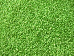 Dekorační písek zelený 400 g