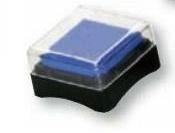 Razítkovací polštářek tmavě modrý