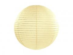 Lampion krémový 25 cm