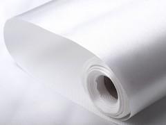 Satén 36 cm x 9 m bílý