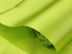 Satén 36 cm x 9 m světle zelený