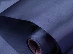 Satén 36 cm x 9 m tmavě modrý