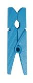 Kolíček mini tyrkysově modrý