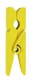 Kolíček mini žlutý