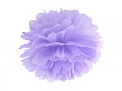 Pom-pom světle fialový 35 cm